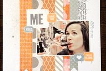 scrapbooking / by Allison Bly