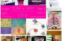 YUM + YAY / Combat the #ImpostorComplex by creating a Yum + Yay folder. It's a collection of your accomplishments, testimonials, kind words, and validation. Find out how to create yours here: http://bit.ly/1IRmzvY  tanyageisler.com