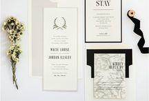 Invitaciones y detalles boda
