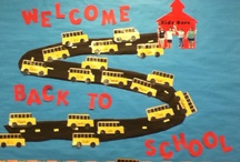 Welcome back to school ideas / by Marcia Flores