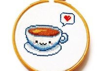 Cross stitch / Cross stitch patterns / by Elizabeth 'Myles' Olson