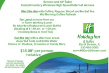 Holiday Inn and Suites CS