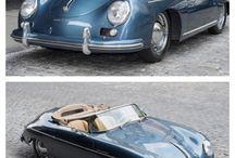 Frisco Porsche 356