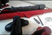 CALZADO PARA HOMBRE / Elaborados con técnica propia, desarrollada en mas de 25 años en el oficio e inspirados en el calzado europeo. Se hacen sobre medidas, en los mejores cueros.