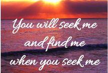 Godly sayings