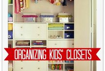 Organizing / by Designs by Maria