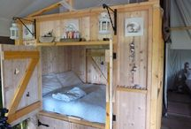 posteľ pre Esterku