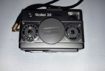 The Rollei 35 Classic Platinum Sonnar 2,8/40mm