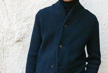 j'adore habiller les hommes... / sélection automne homme #agnesb #agnesbhomme octobre 2015 / by agnès b.