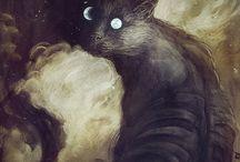 cat & cat-like creatures