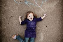 ideas for kiddo pics... / by Teresa Hart