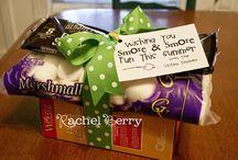 Cute gift ideas  / by Lori Fahey