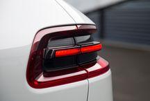 Porsche Macan / Auta, których sylwetki są prezentowane w tekstach poświęconych estetyce. / Cars which profiles are presented in articles about aesthetics.