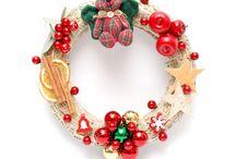 Christmas Time / Aranjamente de Craciun create cu drag in atelierul Magia Florilor