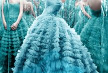 Ball gown / Haute couture