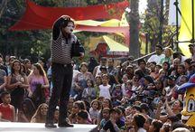 Festival de Teatro de Caracas / Desde el pasado 11 de abril y hasta el 27 del mismo mes se desarrolla en la capital venezolana el Festival de Teatro, con una programación que incluye 239 funciones en sala, 40 en bulevares y plazas capitalinas, 60 actividades entre presentaciones musicales, exposiciones y homenajes; más de 100 actividades académicas y 171 funciones infantiles.
