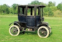 Old Rhinebeck Aerodrome's Baker electric car back in running condition thanks to donation