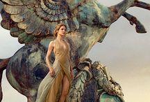 Models - Natalia Vodianova