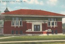 Local History Resources / Digital and print material related to the history of Evansville and the surrounding communities, including other towns in Rock County.