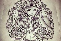 Tattoo ideas / Things I'd love