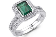 Emerald Green - 2013 Color of the Year / by Lafonn