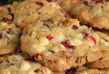 Cookies / White chocolate chip cranberry