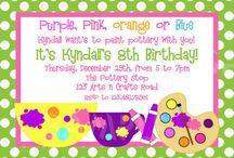 Amelia's 3rd birthday / by Suzanne Sharp