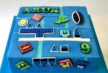 Тортики по гд :3