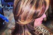 Fun Hair Colours