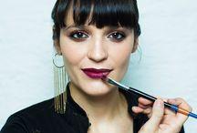 Vanessa Rozan / Makeup artist, cool girl