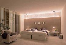 ベッドルームのデザイン