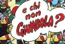 Giumbolo / Il simpatico personaggio gongolante creato dal regista Guido De Maria!