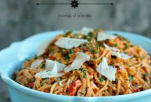 Dinner {Pasta} / by Angela Collier