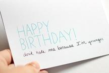 Funny birthday
