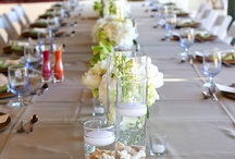 Outdoor Entertaining • Tablescape / Ideas for beautiful outdoor tablescapes for any occasion.