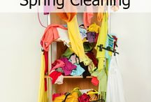 Organizing / Cleaning tips, organizing