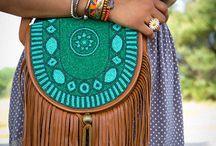 Beautiful Boho Bags