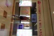 Inaugurazione CT Orio al Serio / Aperto il nuovo Natural Store Cosmetics Milano presso Orio al Serio www.cosmeticsmilano.com