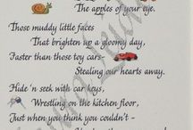 Quotes & Sayings….{For my Boys} / …because I love you T H I S much! / by KellyAnn Florian