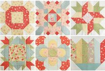 Quilting_BOM / by Tammy Andersen