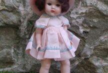 Rosebud dolls