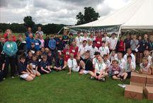 STARs Events / The recent School's Team Adventure Race at Hall Grove School, June 16th 2016
