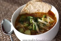 Soups and Salads / by Marsha Brooks
