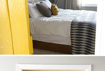 homey- bedroom / by Kristan Carroll