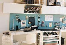 Office / Studio / by Olivia O'Sullivan