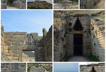 Inspiration - Archaeological Sites