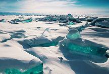 Frozen landscapes