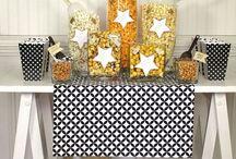 Popcorn Bar Ideas / by Popsations Popcorn Company