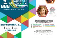 2016 WiBN National Conference for Women / Join us for the 9th Annual WiBN National Conference for Women on September 21st at Sinclair Ponitz Conference Center.  September 21, 2016, 8 a.m. - 5 p.m. Ponitz Center at Sinclair Community College, 444 W. Third St., Dayton, OH 45402 For more information: http://www.bbb.org/dayton/wibn/wibn-conference-for-women/