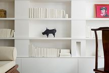 BOOKCASES - SHELVES